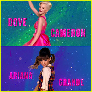 Dove Cameron & Ariana Grande Are The Nicest Kids In 'Hairspray Live' Promo!
