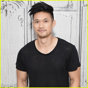 Harry Shum Jr.'s Friends Let Him Swipe on Their Dating Apps