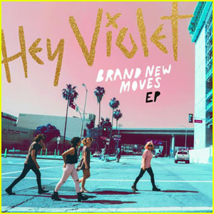Hey Violet Drops 'Brand New Moves' EP!