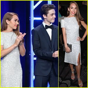Holly Taylor Thanks Fans After 'The Americans' Takes Home Award at TCA Awards
