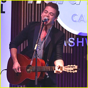 Hunter Hayes Is 'Laughably Excited' About His New Album