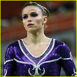 Jade Barbosa Suffers Ankle Twist & Is Okay After Withdrawing From Gymnastics All-Around Final