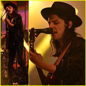 James Bay Reminds Fans to Buy Tickets for His Tour!