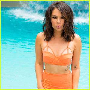 Janel Parrish Dishes on 'Pretty Little Liars, Her Favorite Mona Moments, & More! (Exclusive)