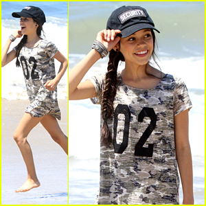 Jenna Ortega Looks to 'Jane The Virgin' Co-stars Gina Rodriguez & Justin Baldoni as Role Models