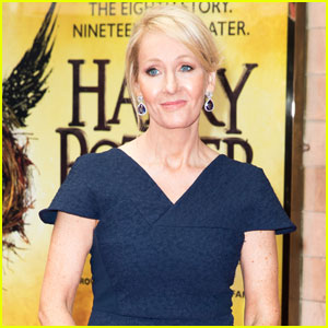 J.K. Rowling Is Going to Release Three More 'Harry Potter' Books!