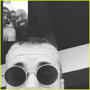 Justin Bieber Shouts Out Taylor Swift During Kanye West FaceTime