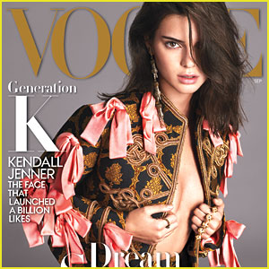 Kendall Jenner's Family Raves Over Her 'Vogue' Cover!