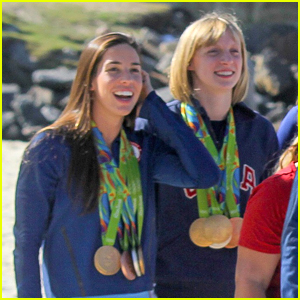 Katie Ledecky is Glad To Be Part of Team USA After 4th Gold Medal Win in Rio
