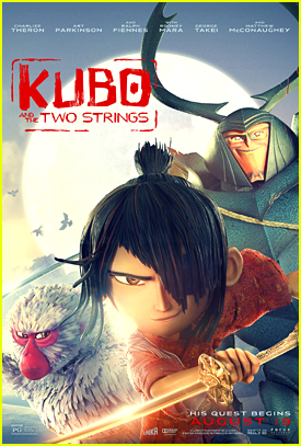 Watch 'Kubo and the Two Strings' New Clips & Trailer!