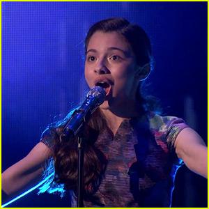 Laura Bretan Sings 'Pie Jesu' for 'America's Got Talent' Semi-Finals (Video)
