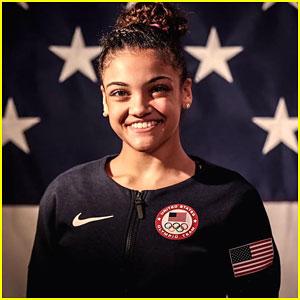 Gymnast Laurie Hernandez Goes Pro Ahead of Rio Olympics