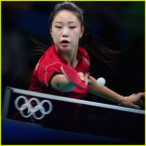 Table Tennis Player Lily Zhang Opens Up About Women's Singles Loss at Rio Olympics