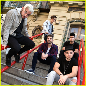 Latin Band Los 5 Cover Twenty One Pilots in New York City - Watch Now!