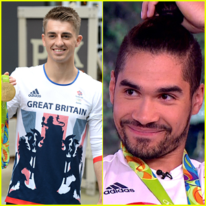 Gymnast Louis Smith Didn't Snub Teammate Max Whitlock During Rio Olympics