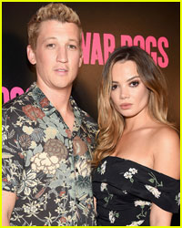 Miles Teller & Girlfriend Keleigh Sperry Are Still Going Strong!