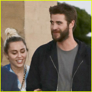 Miley Cyrus Sings 'Love Yourself' in the Car With Liam Hemsworth - Watch Here!