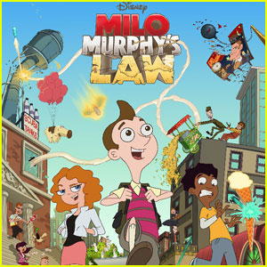 Disney XD's New Show 'Milo Murphy's Law' Gets a Premiere Date!
