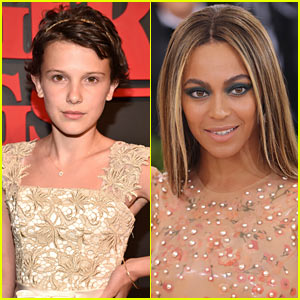 Millie Bobby Brown from 'Stranger Things' Belts Out a Cover of Beyonce's 'Listen'! (Video)