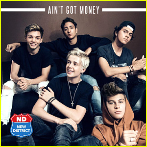 New District Drops New Song 'Ain't Got Money' - Watch The Video Here!