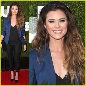 Peyton List & 'Frequency' Cast Hit The CBS Summer TCA Party