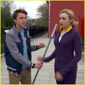 Peyton List & Jacob Bertrand Argue About Which Sport Is Harder in 'The Swap' Teaser Trailer