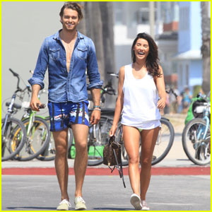 Pierson Fode Continues to Spend Time With Jacqueline Macinnes Wood