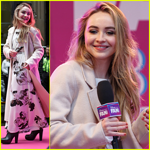 Sabrina Carpenter Performs At Disney Channel's FanFest in Sydney