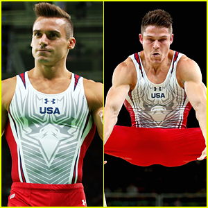 Gymnast Sam Mikulak Finished 7th; Chris Brooks in 14th in Men's Individual All-Around at Olympics