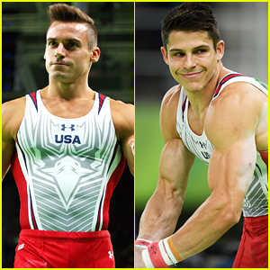 Sam Mikulak & Chris Brooks Reflect on All-Around Competition After Rio & Preview What's Next