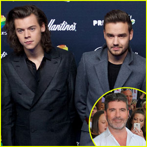 Simon Cowell Says Liam Payne Signing With Another Label is 'Annoying'