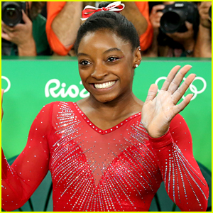 Simone Biles Chosen as Team USA's Flag Bearer For Closing Ceremonies in Rio