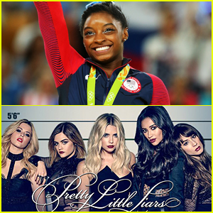 Simone Biles Gets Invite To 'Pretty Little Liars' Set After Winning Gold in Rio
