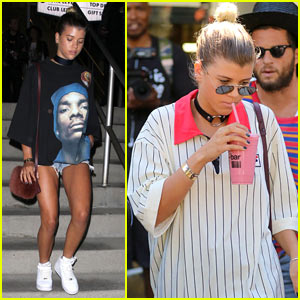 Sofia Richie Shares Cute Throwback Pic with Her Family!