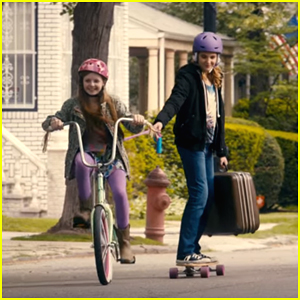 Sophie N�lisse Finally Makes Friends with Clare Foley In New 'Great Gilly Hopkins' Trailer