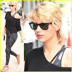 Taylor Swift Was 'In an Amazing Mood' at Pal's Party This Weekend!