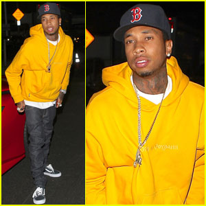 Tyga Reportedly Owes a Beverly Hills Jeweler $200,000