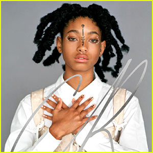 Willow Smith Rocks Face Tattoos in Her Latest Shoot With 'CR Fashion Book'!