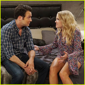 Things Get Awkward Between Gabi & Josh on Tonight's 'Young & Hungry' Summer Finale
