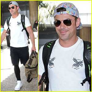 Zac Efron's Former Director Can't Stop Gushing About His Comedic Talent!