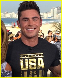 Zac Efron Definitely Has a Twin Competing in the Olympics