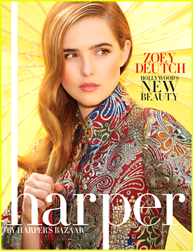 Zoey Deutch Reveals Her Favorite Pastime: Going To Estate Sales!