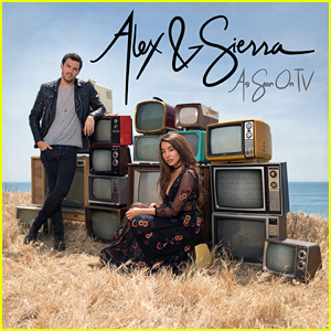 Alex & Sierra Drop Amazing New EP, 'As Seen on TV' - Listen Now!
