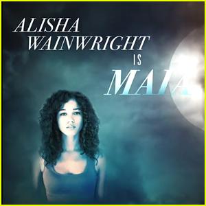 'Shadowhunters' Casts Alisha Wainwright as Werewolf Maia