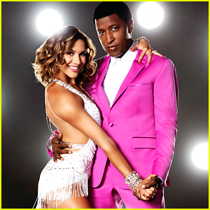 Allison Holker & Babyface Jump & Jive on DWTS Season 23 Week Three