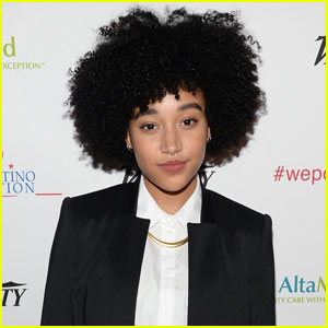 Amandla Stenberg Lands Lead in 'Darkest Minds' Trilogy!
