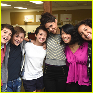 Disney Channel's 'Andi Mack' Cast Starts Production!