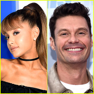 Ariana Grande Shuts Down Ryan Seacrest's Questions About Her Boyfriend