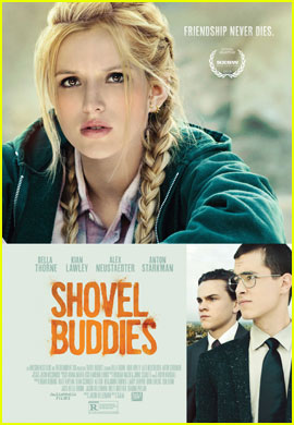Bella Thorne Tears Up in 'Shovel Buddies' Trailer - Watch Here!