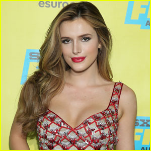 Bella Thorne Is Just Friends With Girl She Kissed on Snapchat